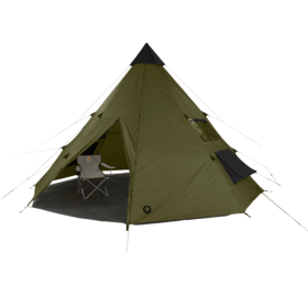 Grand Canyon Tepee tent olijf